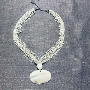 Elegant Shell Necklace